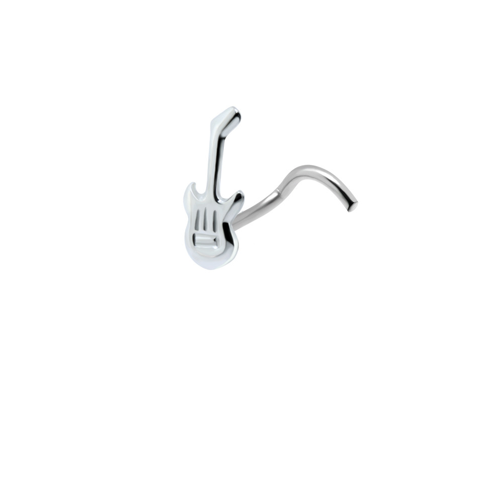 925 Sterling Silver Guitar Nose Screw