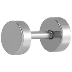 Surgical Steel Disc False Plug