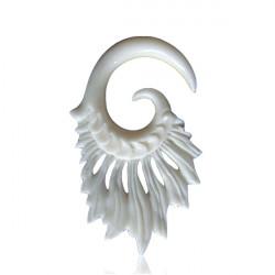 Feather Bone Spiral