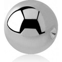 Surgical Steel Dimpled Ball for CBR