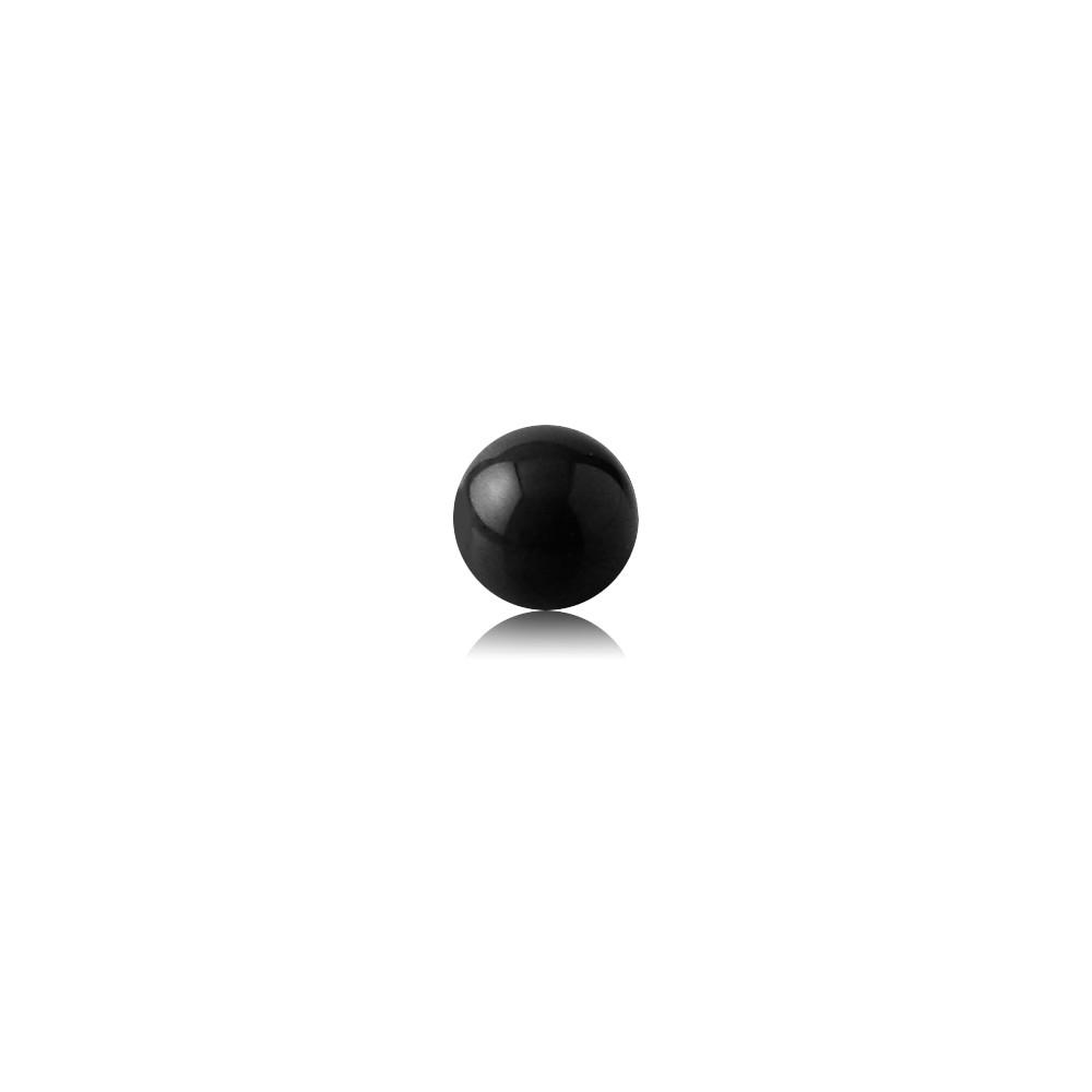 Surgical Steel External Thread Enamel Ball