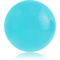 External Thread Acrylic Glow in the Dark Ball