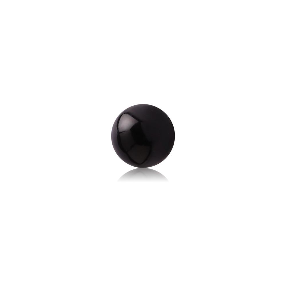 External Thread Acrylic Plain UV Ball