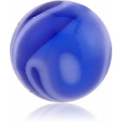 External Thread Acrylic UV Marble Ball