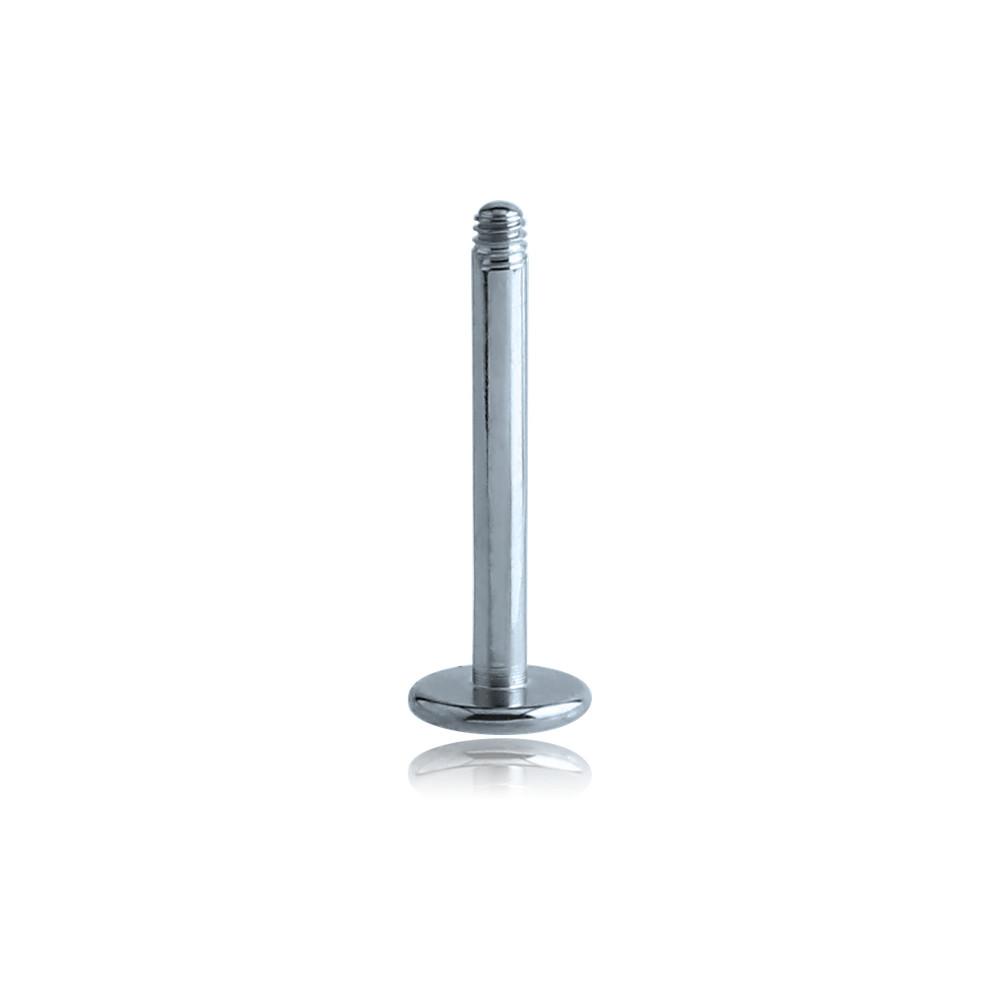 Titanium Externally Threaded Labret Pin