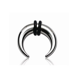 Surgical Steel Crescent Expander/Taper