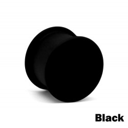 Kaos Softwear - Black Hollow Plugs