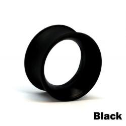 Kaos Softwear - Black Skin Eyelets
