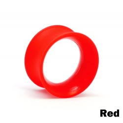 Kaos Softwear - Red Skin Eyelets