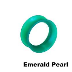 Kaos Softwear - Emerald Green Pearl Skin Eyelets