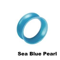 Kaos Softwear -Sea Blue Pearl Skin Eyelets
