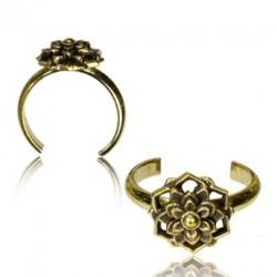 Brass Toe Ring